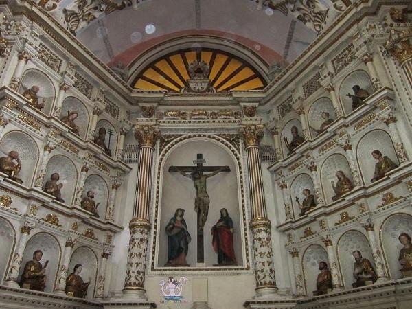 Crocifisso frate Angelo da Pietrafitta - Manduria