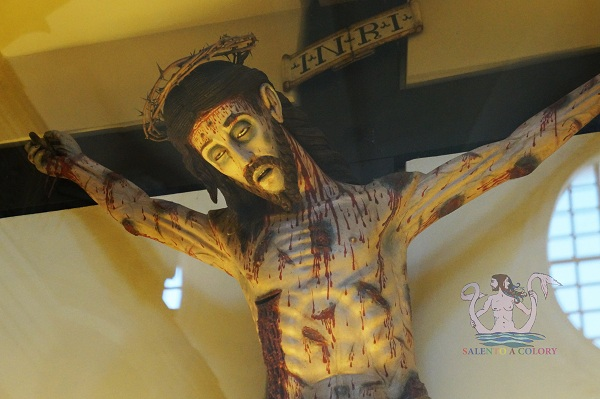 Crocifisso frate Angelo da Pietrafitta - Mesagne 2