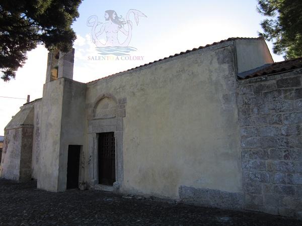 chiesa di sant'anna a specchia gallone 1