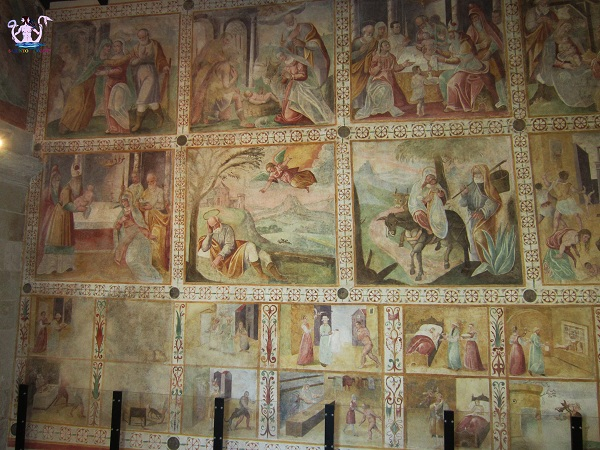 chiesa di sant'anna a specchia gallone 11