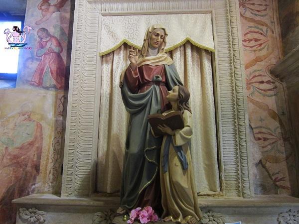 chiesa di sant'anna a specchia gallone 13
