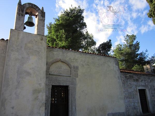 chiesa di sant'anna a specchia gallone 2