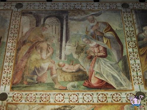 chiesa di sant'anna a specchia gallone 29