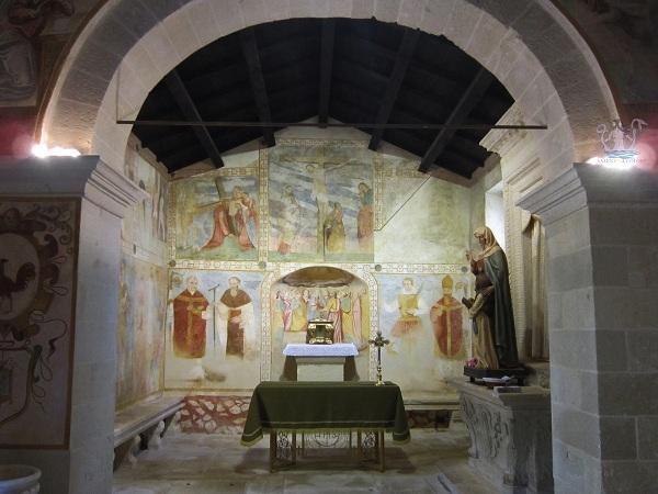 chiesa di sant'anna a specchia gallone 4