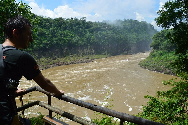Parco nazionale dell'Iguazú.