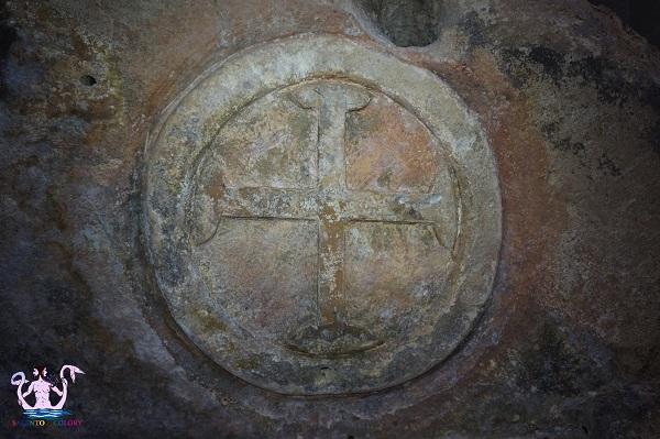 cripta nascosta di grottaglie 13