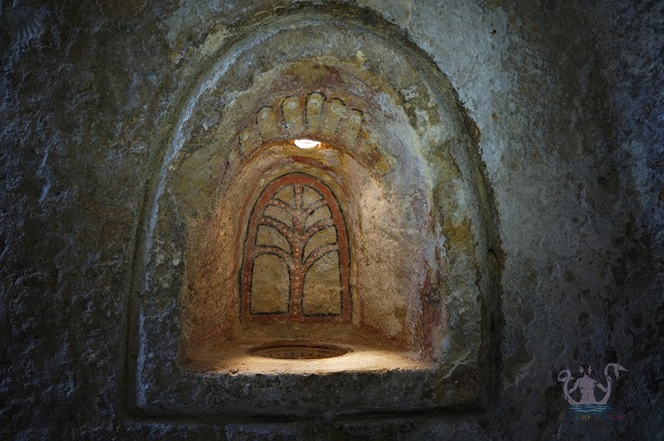 cripta nascosta di grottaglie 14