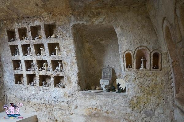 cripta nascosta di grottaglie 16