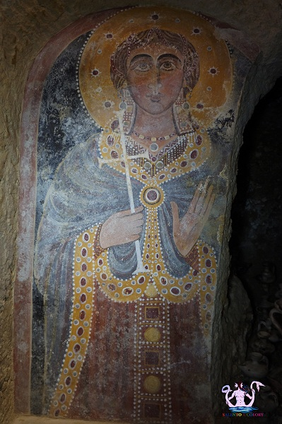 cripta nascosta di grottaglie 4