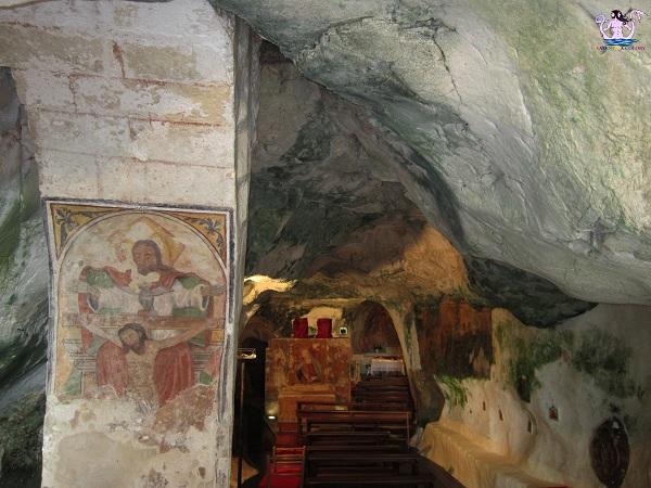 Cripta del Crocifisso a Ruffano 1