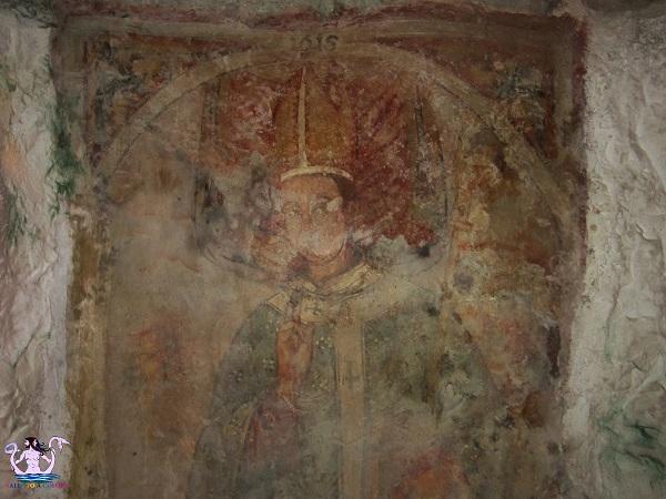 Cripta del Crocifisso a Ruffano 11