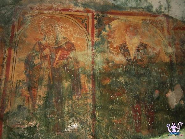 Cripta del Crocifisso a Ruffano 12