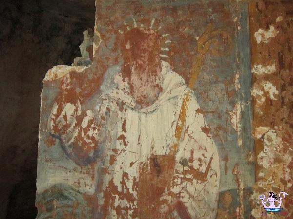 Cripta del Crocifisso a Ruffano 13