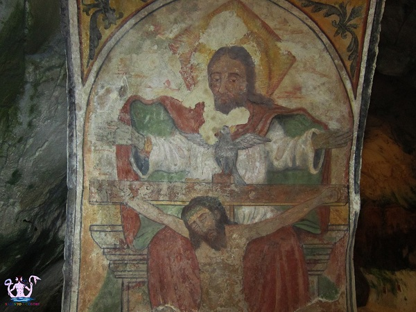 Cripta del Crocifisso a Ruffano 2