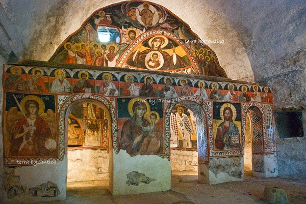 chiesa rupestre-bulgaria