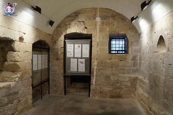 prigioni di palazzo capece a maglie 0