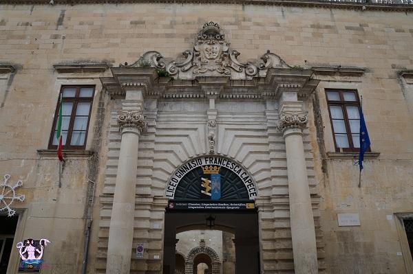 prigioni di palazzo capece a maglie