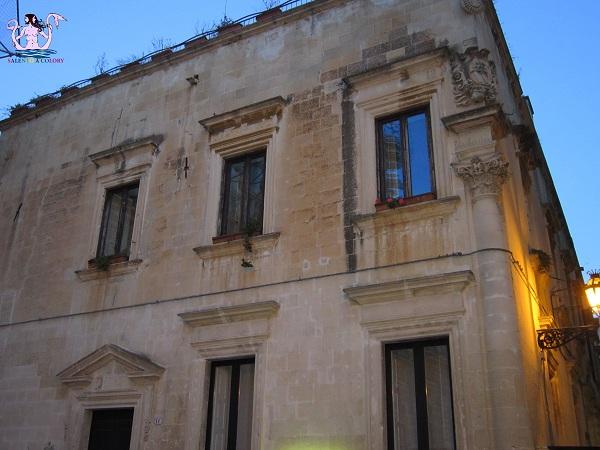 sinagoga ebraica di Lecce 1