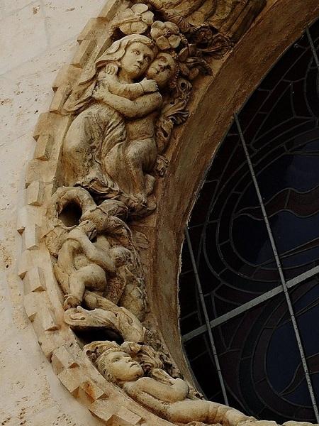 chiesa madre di noci 8