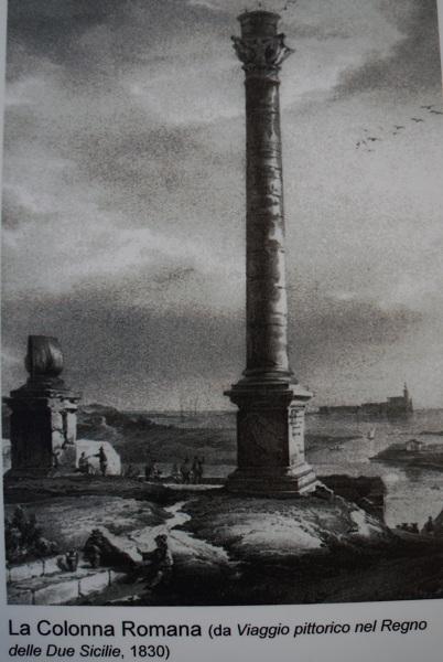 colonne romane di brindisi 7