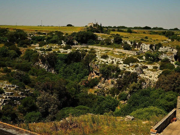 Santa Maria alle Grotte Mottola 1