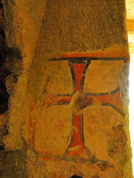 Santa Maria alle Grotte Mottola 11