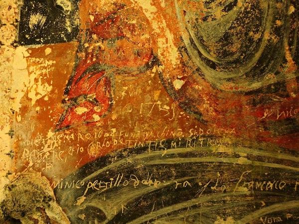 Santa Maria alle Grotte Mottola 13