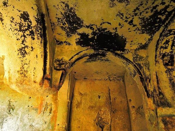 Santa Maria alle Grotte Mottola 14