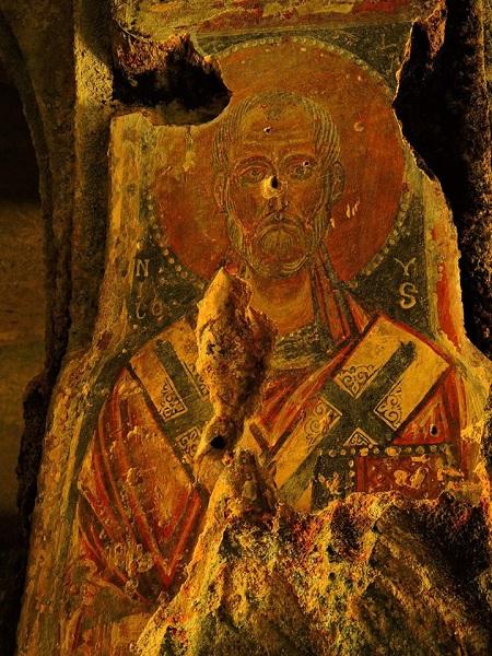 Santa Maria alle Grotte Mottola 16