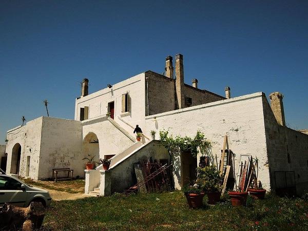 Santa Maria alle Grotte Mottola 4