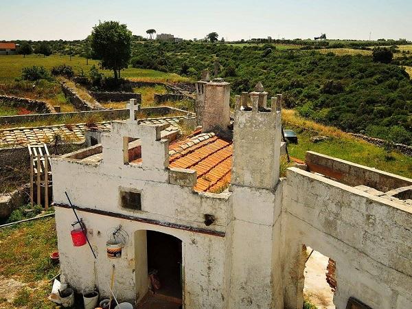 Santa Maria alle Grotte Mottola 5