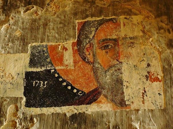 chiesa rupestre Spirito Santo a Monopoli 22