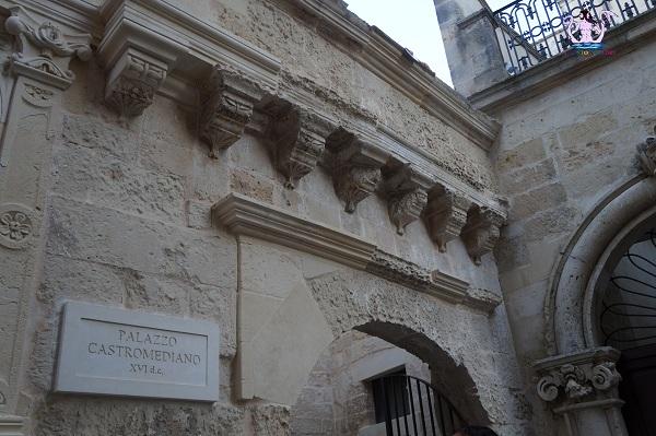 cortili aperti palazzo castromediano
