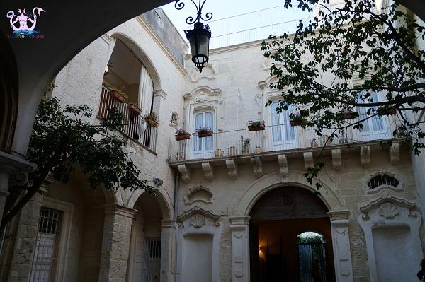 cortili aperti palazzo morisco d'arpe 1