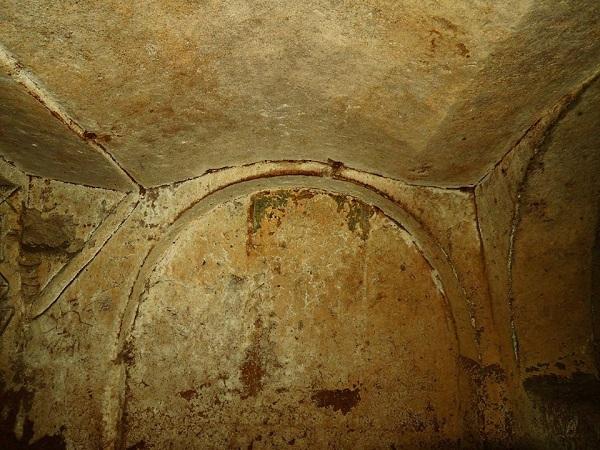 cripta di Santa Maria Mater Christi a Castellaneta 11