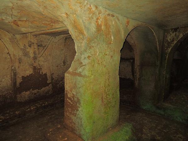 cripta di Santa Maria Mater Christi a Castellaneta 12