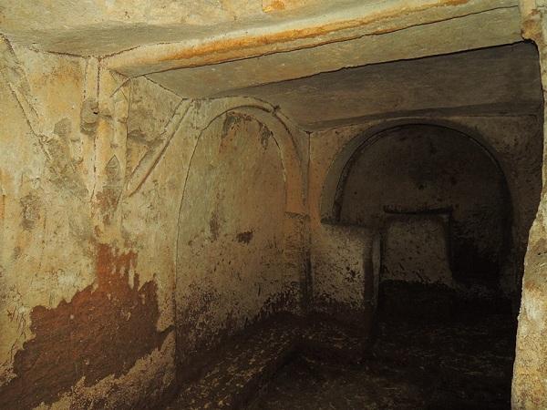 cripta di Santa Maria Mater Christi a Castellaneta 13