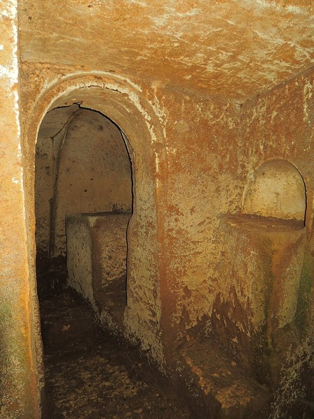 cripta di Santa Maria Mater Christi a Castellaneta 14