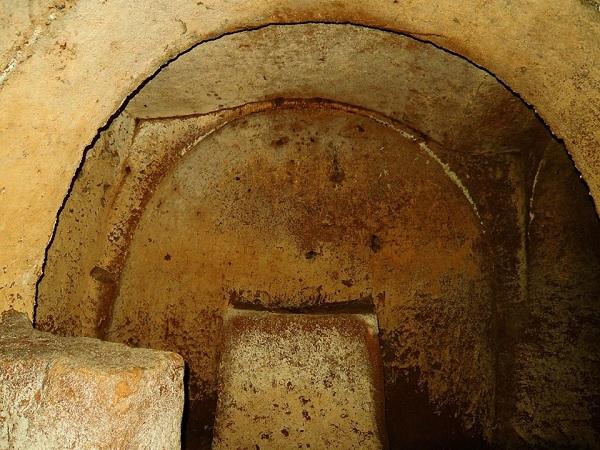 cripta di Santa Maria Mater Christi a Castellaneta 16