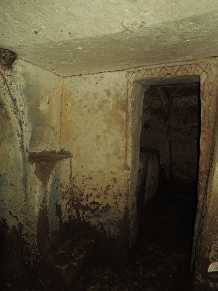 cripta di Santa Maria Mater Christi a Castellaneta 18