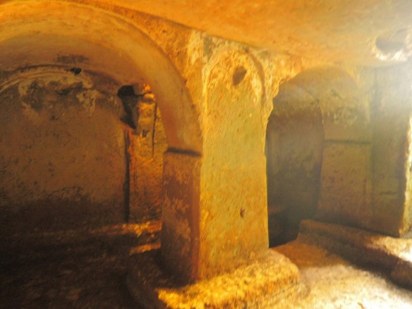 cripta di Santa Maria Mater Christi a Castellaneta 22