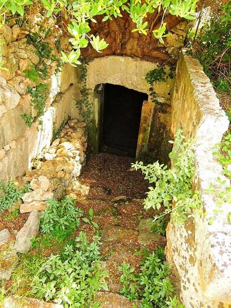 cripta di Santa Maria Mater Christi a Castellaneta 3