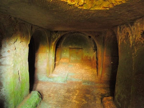 cripta di Santa Maria Mater Christi a Castellaneta 4
