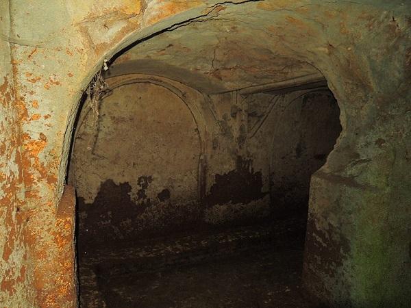 cripta di Santa Maria Mater Christi a Castellaneta 9
