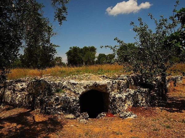 cripta di san giovanni a latiano 1