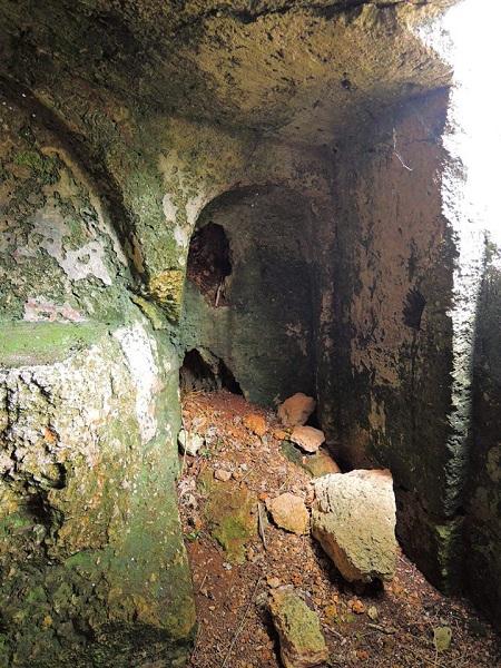 cripta di san giovanni a latiano 10