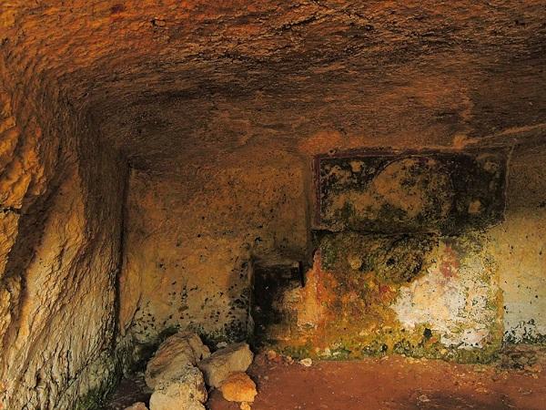 cripta di san giovanni a latiano 3