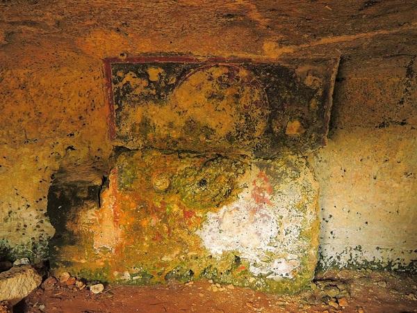 cripta di san giovanni a latiano 4