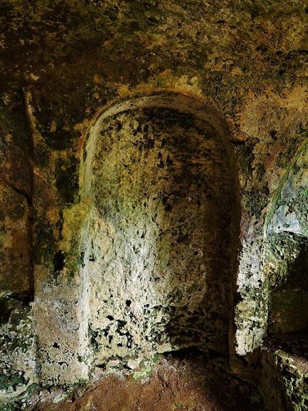 cripta di san giovanni a latiano 8
