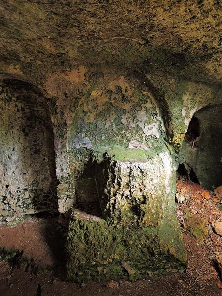 cripta di san giovanni a latiano 9